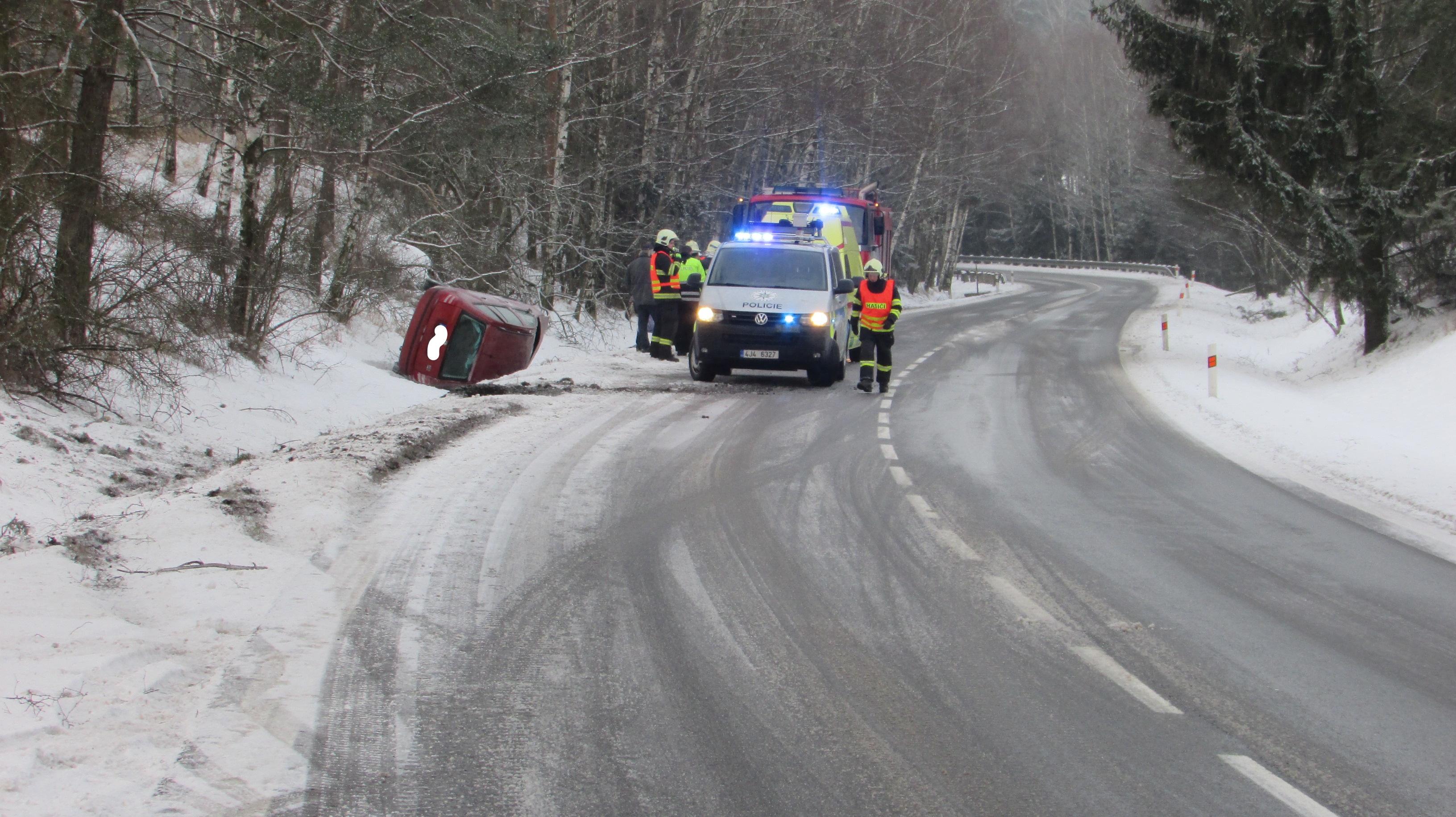 21.01. 2018 Dopravní nehoda