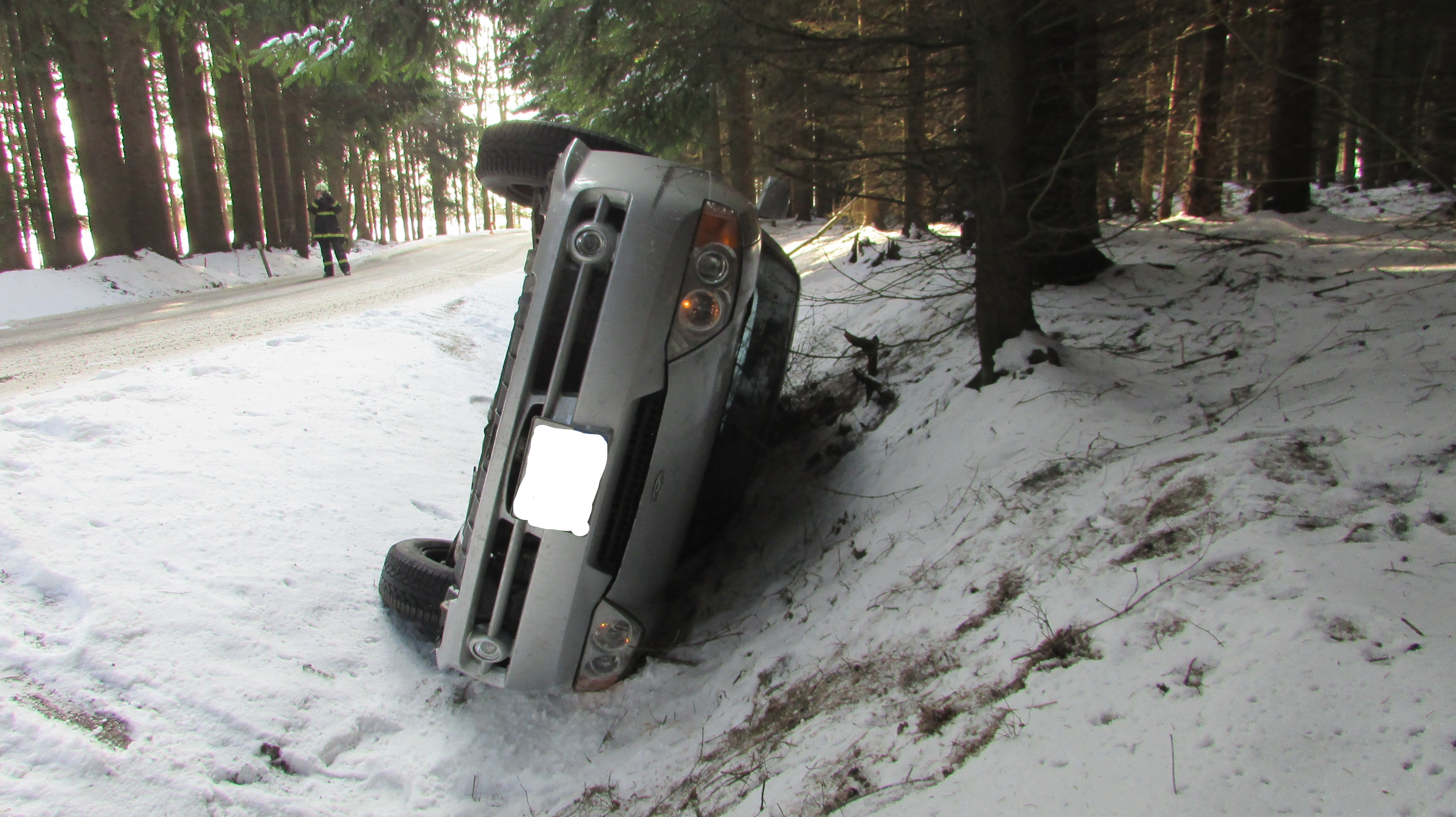 22.02. 2018 Dopravní nehoda