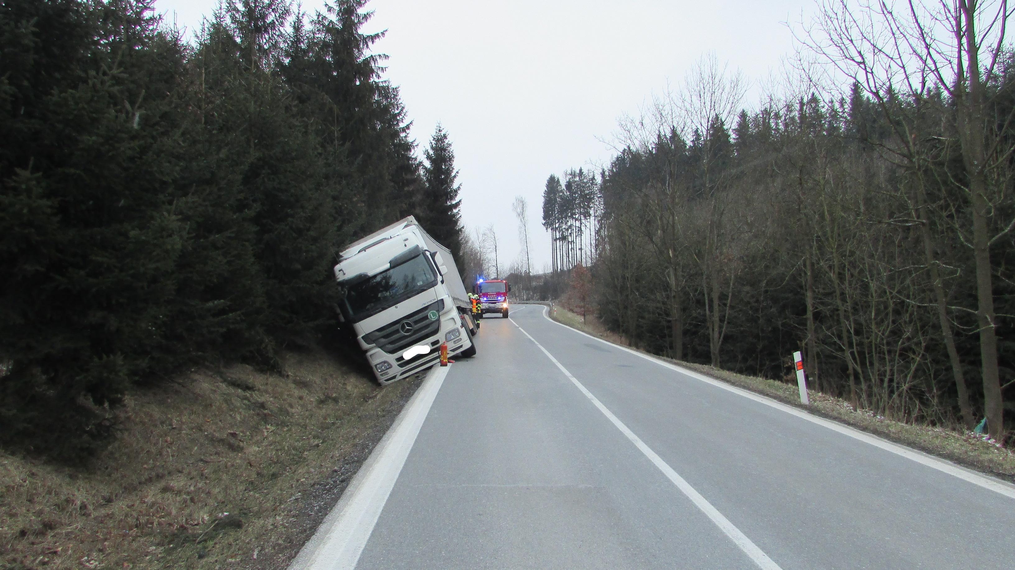 19.03. 2018 Dopravní nehoda