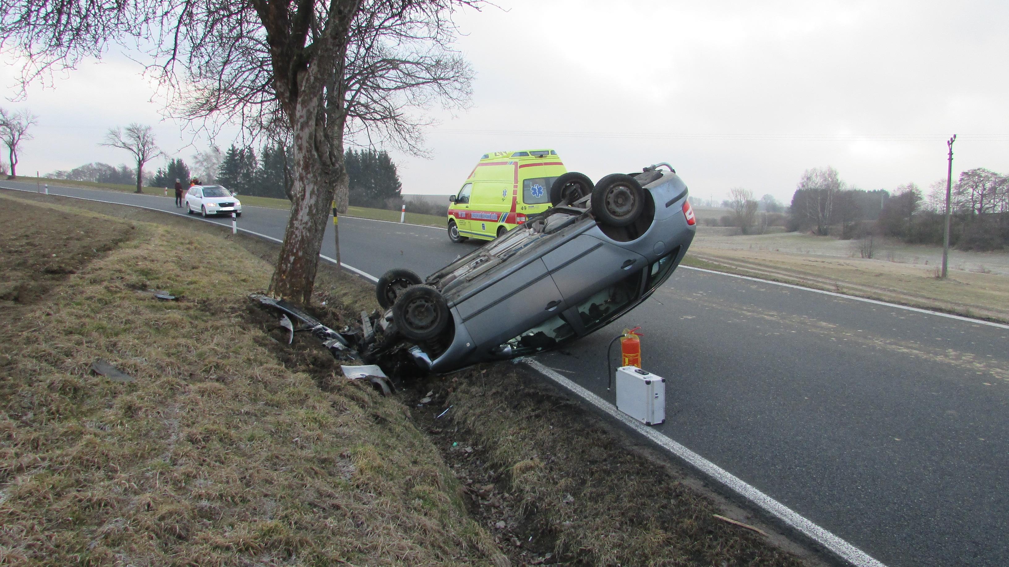 25.03. 2018 Dopravní nehoda