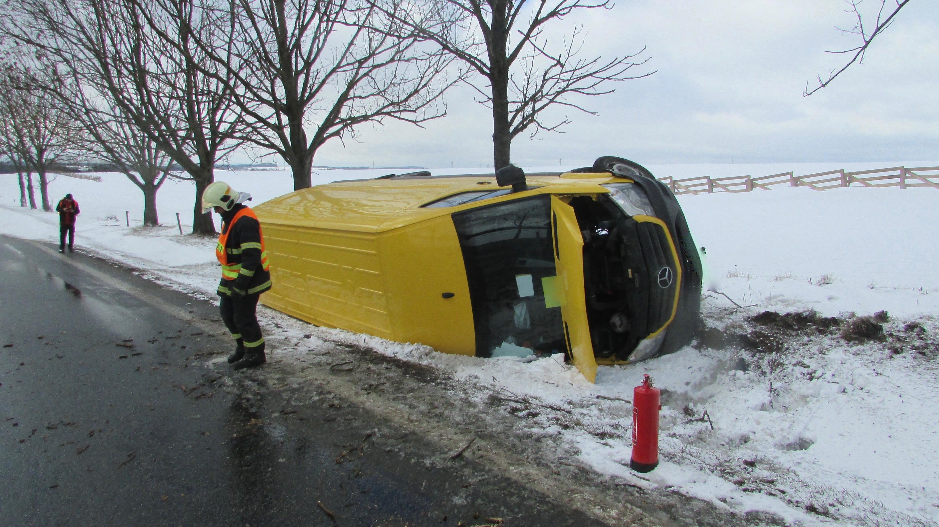 12.02. 2019 Dopravní nehoda