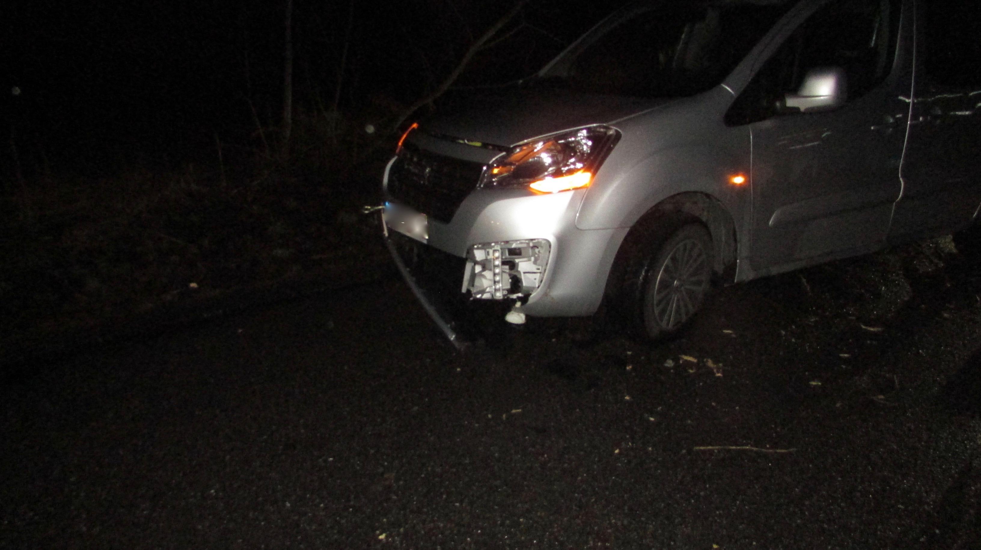 16.03. 2019 Dopravní nehoda