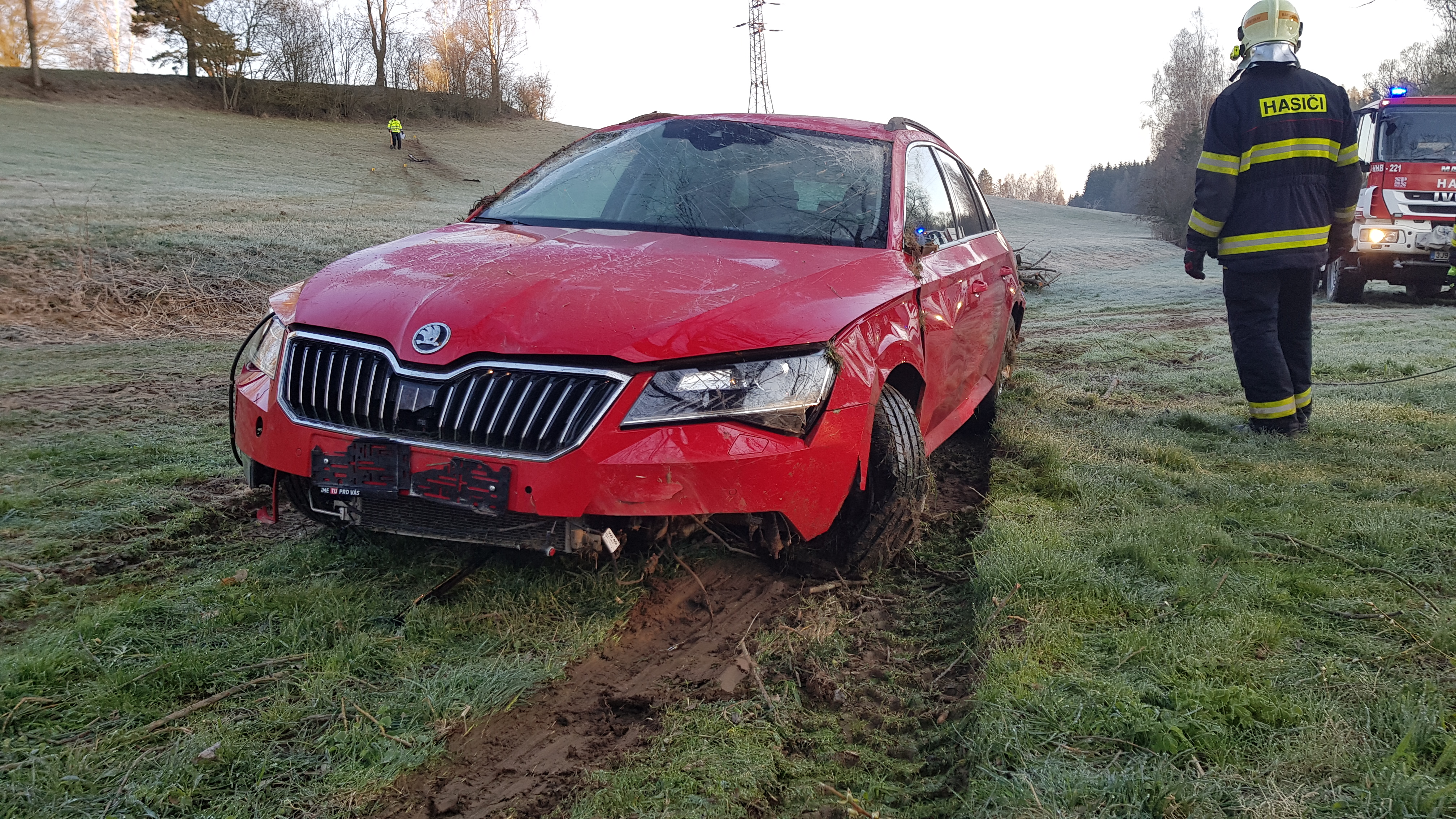15.04. 2019 Dopravní nehoda