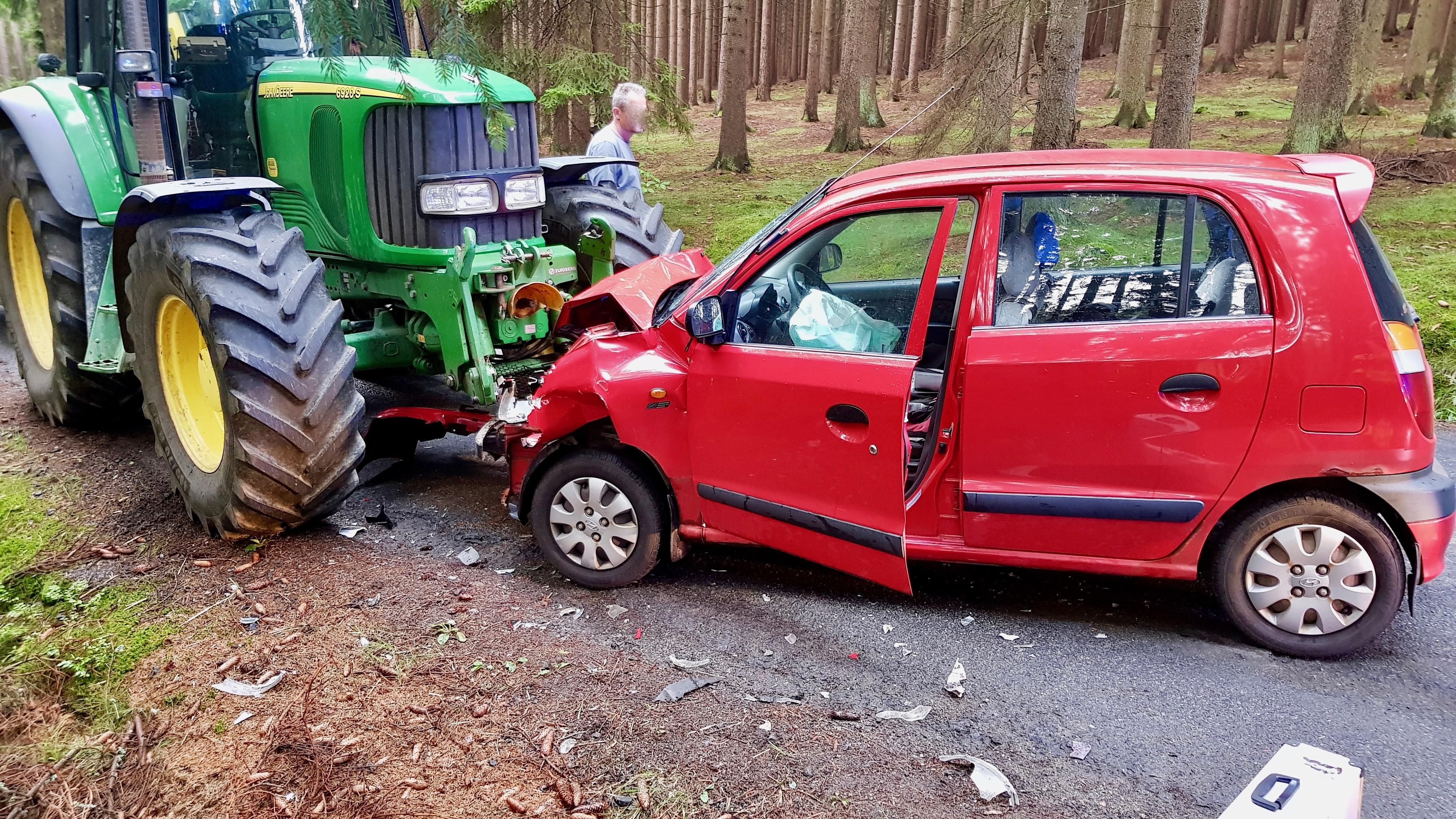 08.08. 2019 Dopravní nehoda